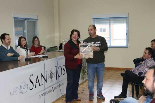 IV concurso de vinos mistelas arropes en Herencia 12 630x420 - Entrega de Premios en el IV Concurso de vinos, mistelas y arropes tradicionales