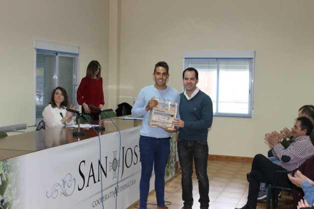 IV concurso de vinos mistelas arropes en Herencia 14 630x420 - Entrega de Premios en el IV Concurso de vinos, mistelas y arropes tradicionales