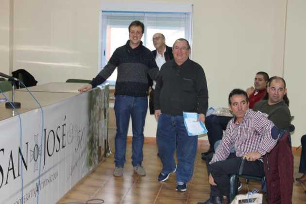 IV concurso de vinos mistelas arropes en Herencia 18 630x420 - Entrega de Premios en el IV Concurso de vinos, mistelas y arropes tradicionales