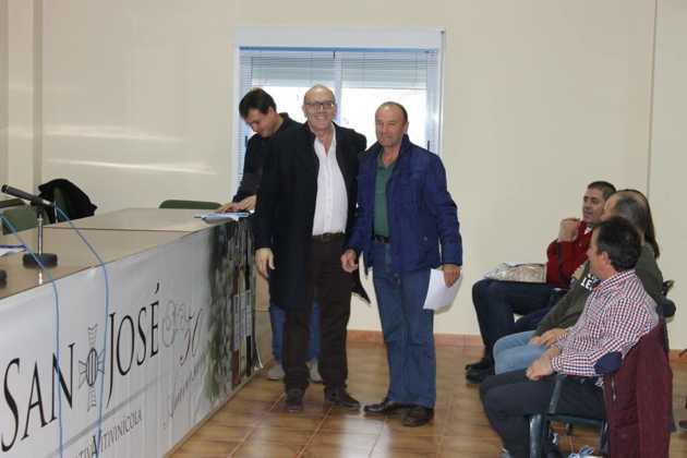 IV concurso de vinos mistelas arropes en Herencia 19 630x420 - Entrega de Premios en el IV Concurso de vinos, mistelas y arropes tradicionales