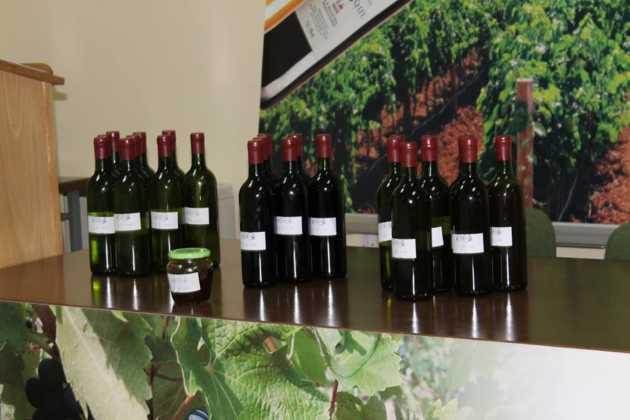 IV concurso de vinos mistelas arropes en Herencia 20 630x420 - Entrega de Premios en el IV Concurso de vinos, mistelas y arropes tradicionales