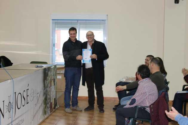 IV concurso de vinos mistelas arropes en Herencia 24 630x420 - Entrega de Premios en el IV Concurso de vinos, mistelas y arropes tradicionales