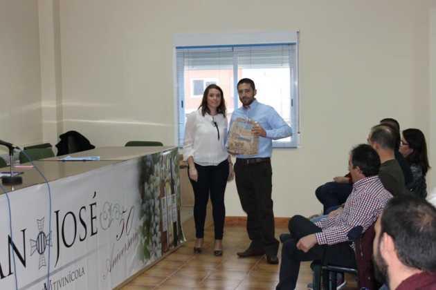 IV concurso de vinos mistelas arropes en Herencia 5 630x420 - Entrega de Premios en el IV Concurso de vinos, mistelas y arropes tradicionales