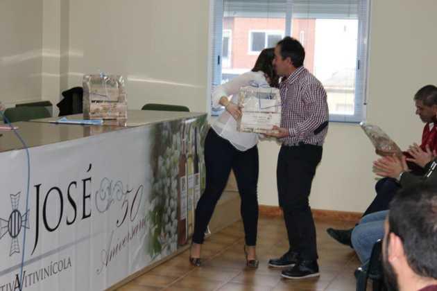 Entrega de Premios en el IV Concurso de vinos, mistelas y arropes tradicionales 8