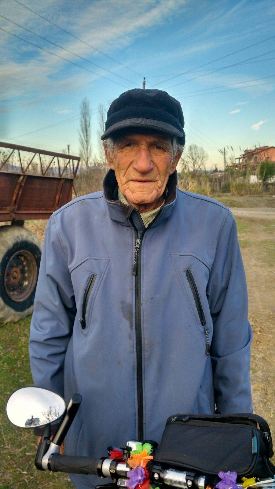 Perle en Albania Etapas 89 9408 - Perlé y su comitiva en Albania. Etapas 89, 90, 91, 92, 93 y 94