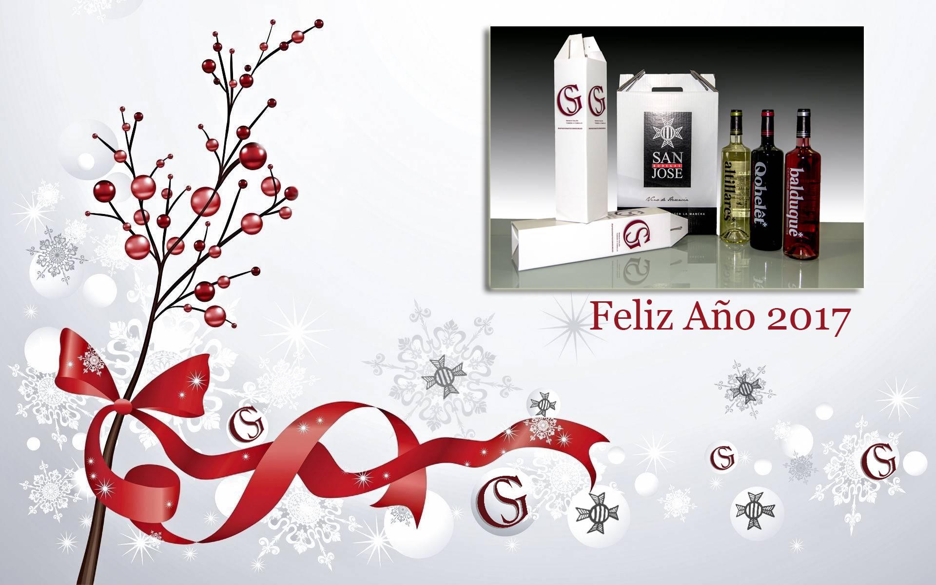 Sergio Galán brindará el fin del año con los vinos de la bodega San José