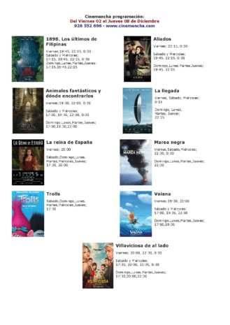 cartelera de cinemancha del 02 al 08 de diciembre 329x465 - Cartelera Cinemancha del 02 al 08 de diciembre