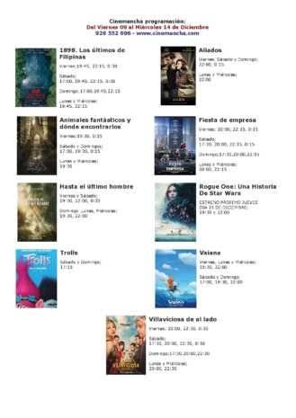cartelera de cinemancha hasta el MIERCOLES 14 DE DICIEMBRE 329x465 - Cartelera Cinemancha hasta el MIÉRCOLES 14 de diciembre