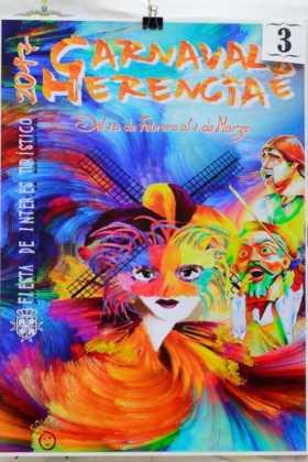 carteles de carnaval de herencia 2017 votacion popular 11 280x420 - Elige el cartel de Carnaval de Herencia 2017 que más te gusta...