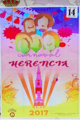Elige el cartel de Carnaval de Herencia 2017 que más te gusta... 14
