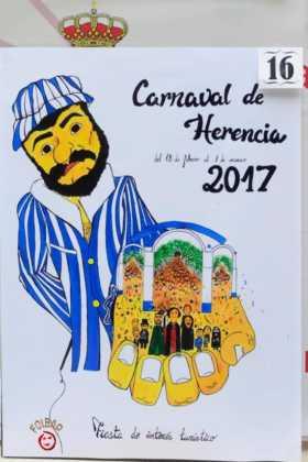 Elige el cartel de Carnaval de Herencia 2017 que más te gusta... 15