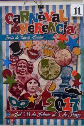 Elige el cartel de Carnaval de Herencia 2017 que más te gusta... 16