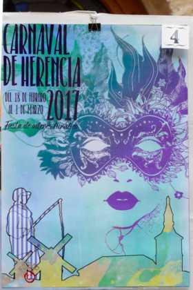 Elige el cartel de Carnaval de Herencia 2017 que más te gusta... 2