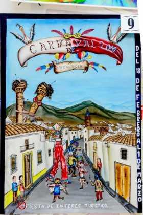 carteles de carnaval de herencia 2017 votacion popular 3 280x420 - Elige el cartel de Carnaval de Herencia 2017 que más te gusta...