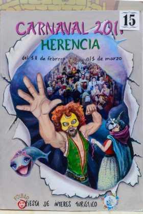 Elige el cartel de Carnaval de Herencia 2017 que más te gusta... 5
