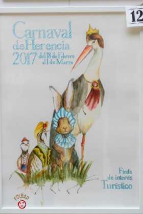 Elige el cartel de Carnaval de Herencia 2017 que más te gusta... 6