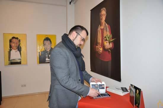 """El """"Arte que Ronda"""" en el Centro de Exposiciones de la Diputación 1"""