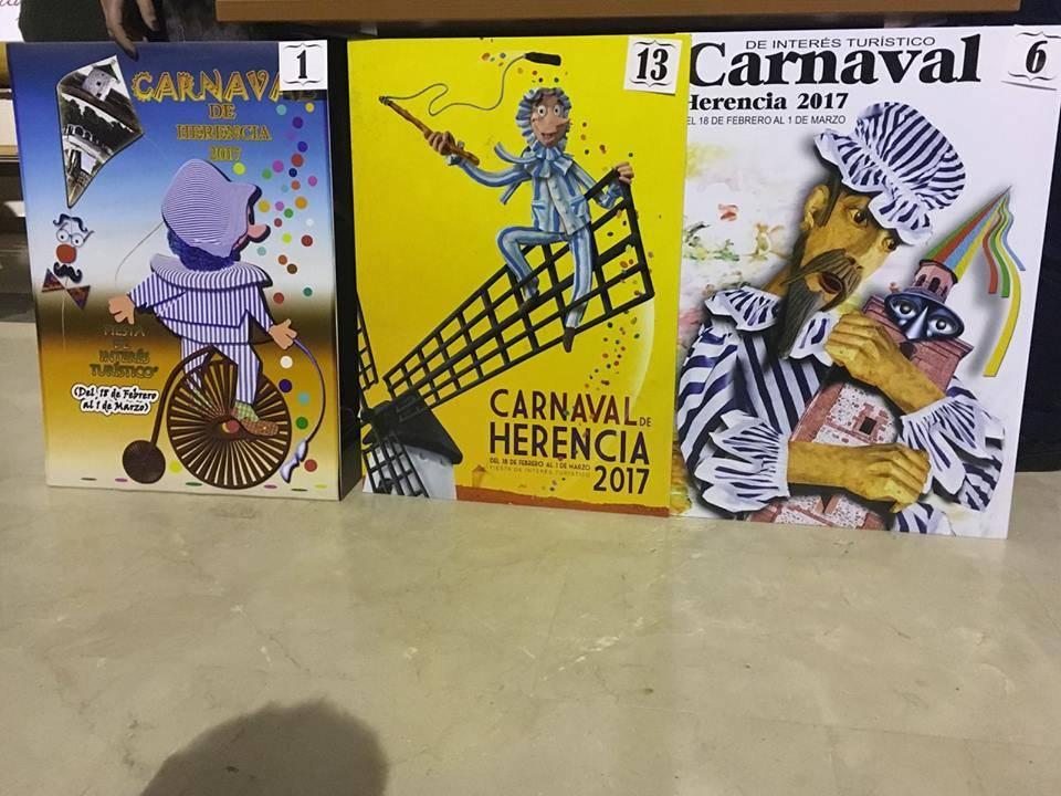 finalistas-cartel-carnaval-de-herencia-2017