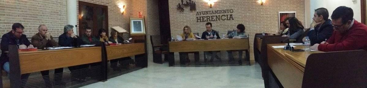 pleno del ayuntamiento de herencia - El Casino de Herencia ya es de todos los herencianos