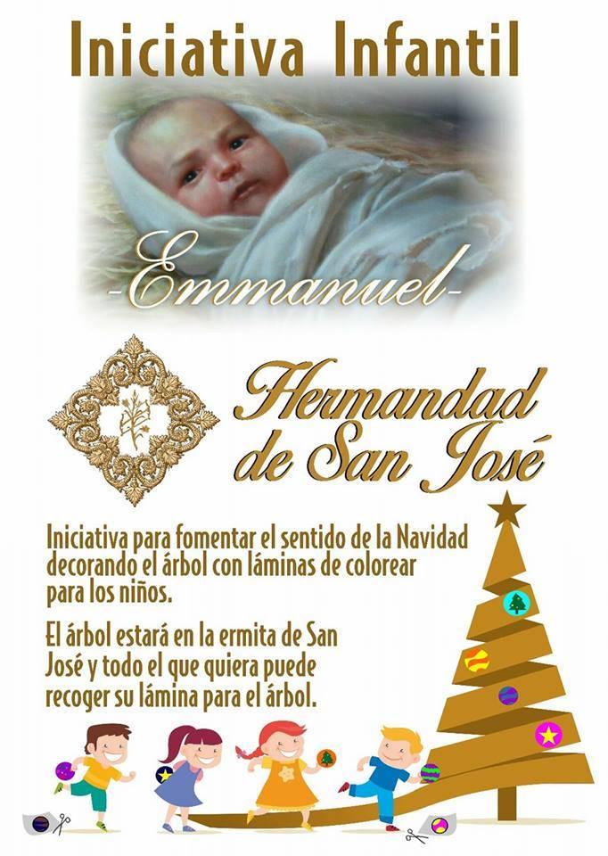 Actividad hermandad de san jose de navidad - Ruta de villancicos de la hermandad de San José y el grupo de coros y danzas infantil