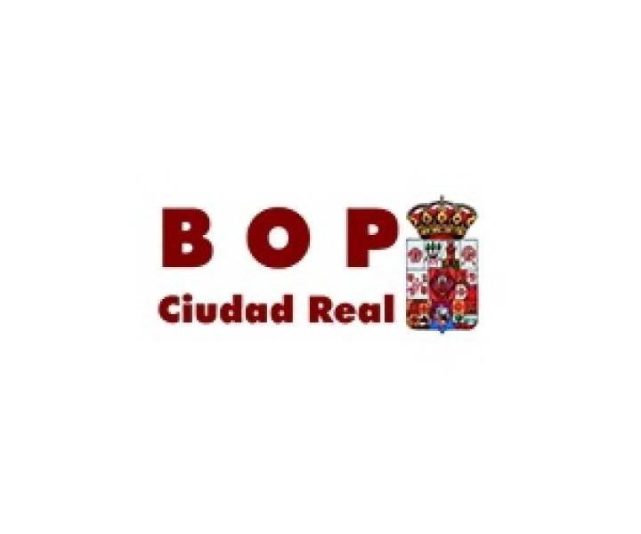 BOP Ciudad Real - Rectificación del pliego para Contrato de servicios de limpieza