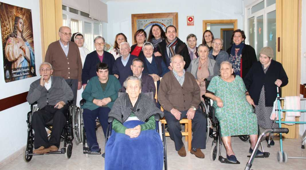 La Delegada de la Junta visita Herencia y hace un balance del Área de Bienestar social 9