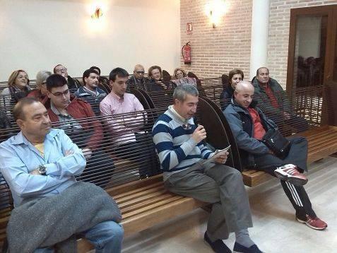 Contrato Ciudadano Herencia - Asamblea de seguimiento para el Contrato Ciudadano.