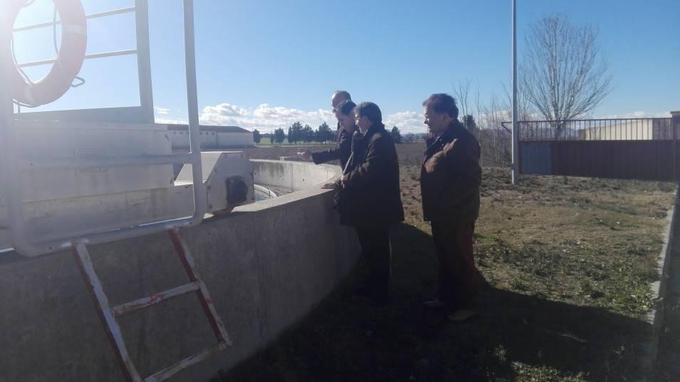 El director de la Agencia del Agua de Castilla-La Mancha visita Herencia6