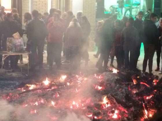 Festividad san anton Herencia 2017b 560x420 - Fotografías de la festividad de san Antón en Herencia