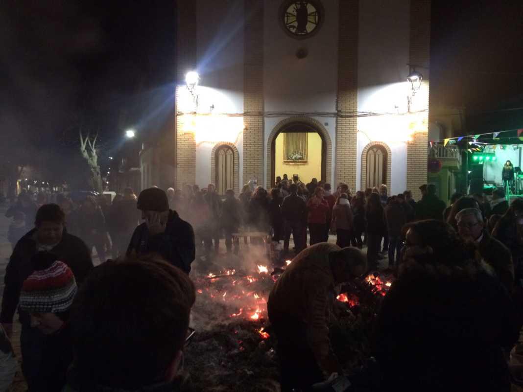Fotografías de la festividad de san Antón en Herencia 21
