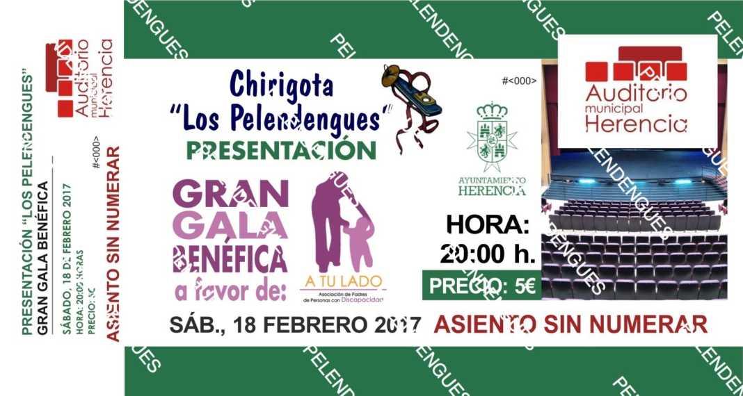 Gala chirigota los pelendnegues herencia1 1068x570 - Los Pelendengues preparan una gran gala benéfica para el Sábado de los Ansiosos