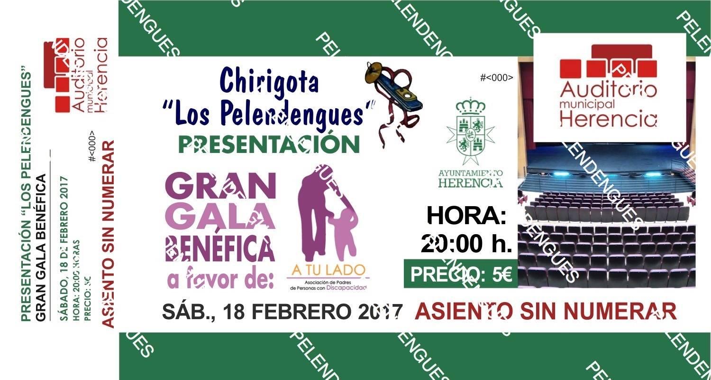Gala chirigota los pelendnegues herencia1 - Los Pelendengues preparan una gran gala benéfica para el Sábado de los Ansiosos