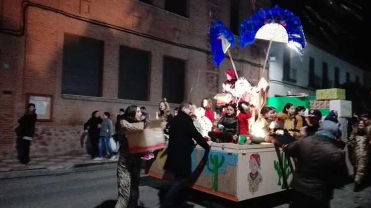 Los Reyes Magos pasan por Herencia repartiendo ilusión 18