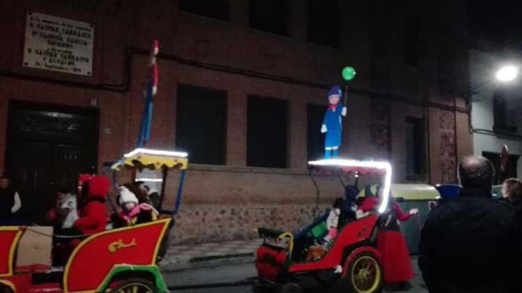 Los Reyes Magos pasan por Herencia repartiendo ilusión 14