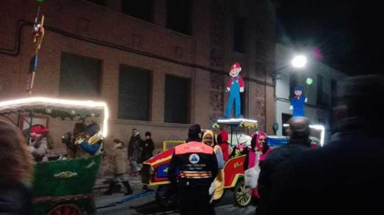 Los Reyes Magos pasan por Herencia repartiendo ilusión 15