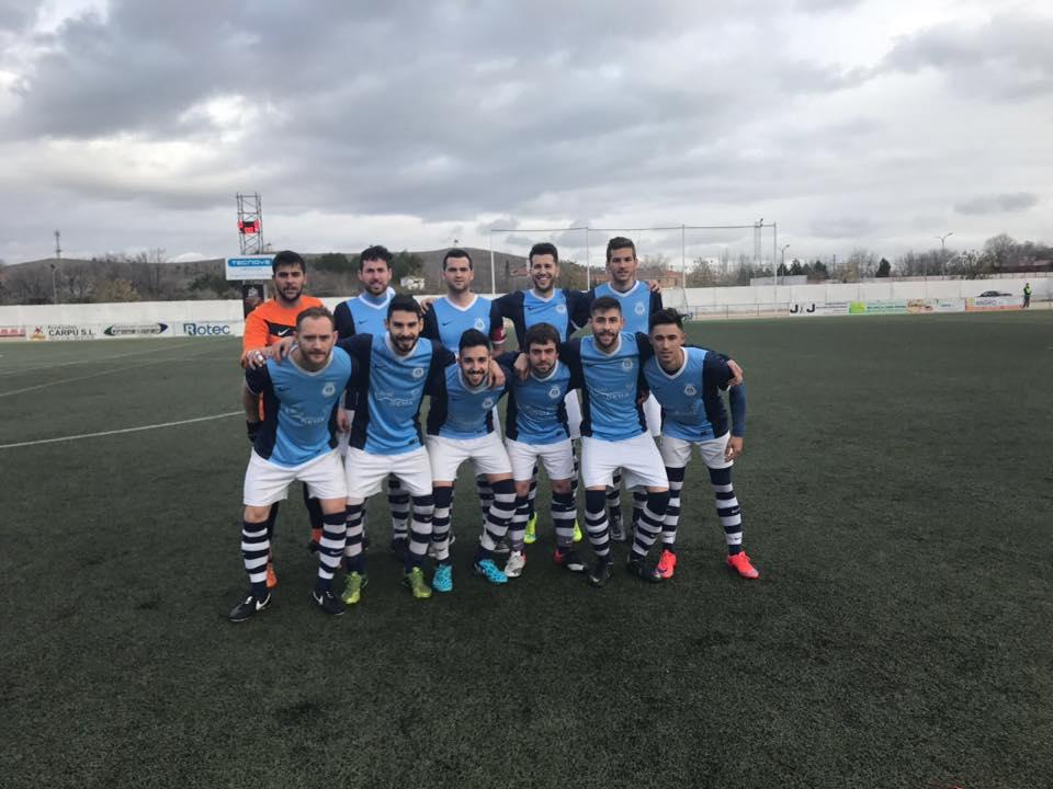 equipo patrimonio de almaden futbol - De vuelta a la senda de la victoria