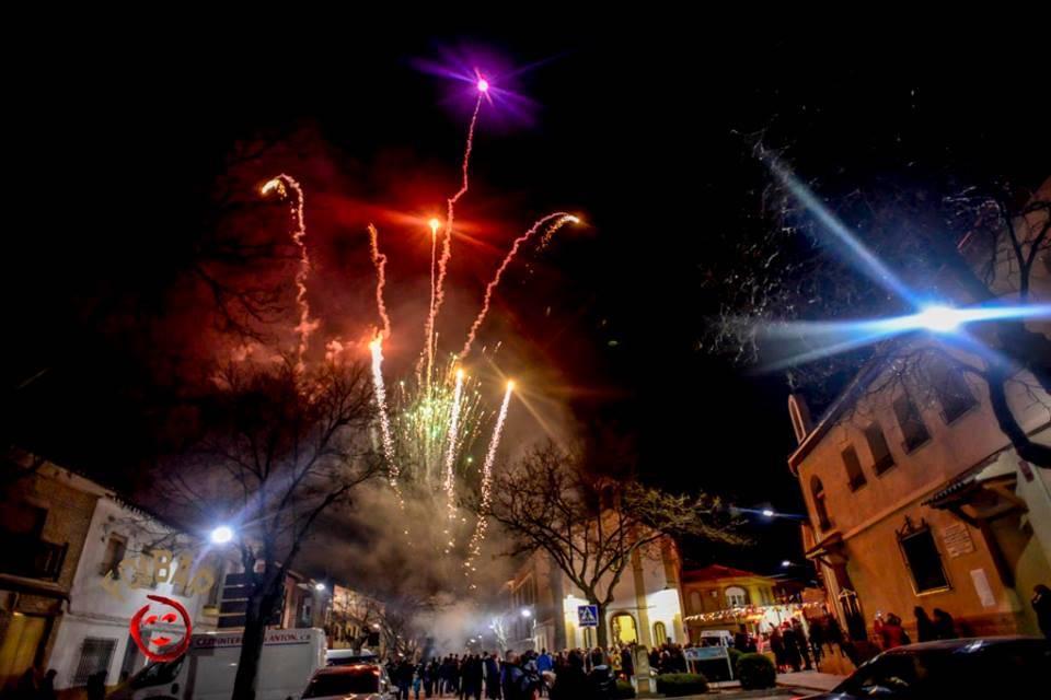 festividad san antón imagen de Pablo Garcia-Miguel Folbap