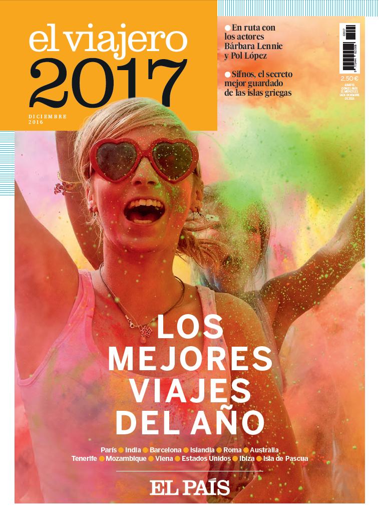 Carnaval de Herencia se anuncia en El Viajero 2017 de El País 1