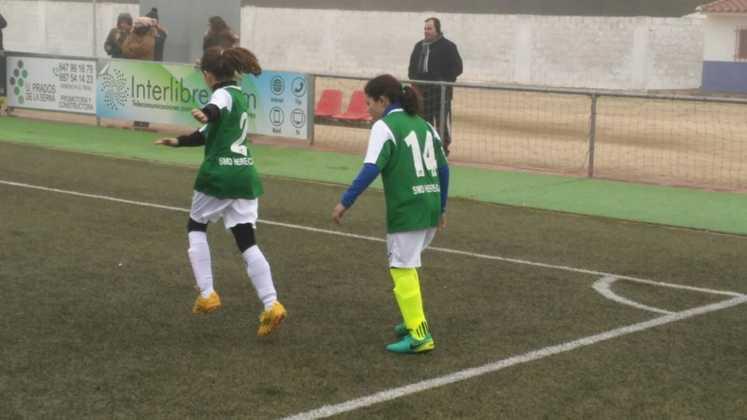 Fotografías del Torneo de Fútbol-8 Femenino 3