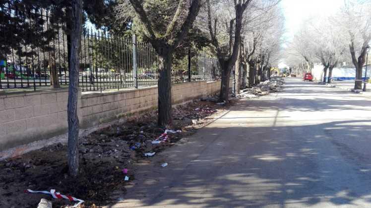 obras municipales en calles de herencia 1 748x420 - La movilidad y accesibilidad marcan la prioridad en las nuevas obras municipales