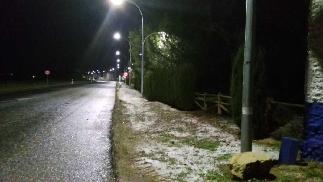 Puesto en marcha el Plan de Vialidad Invernal en Herencia 5