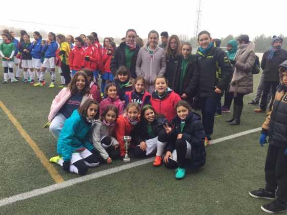 Fotografías del Torneo de Fútbol-8 Femenino 15