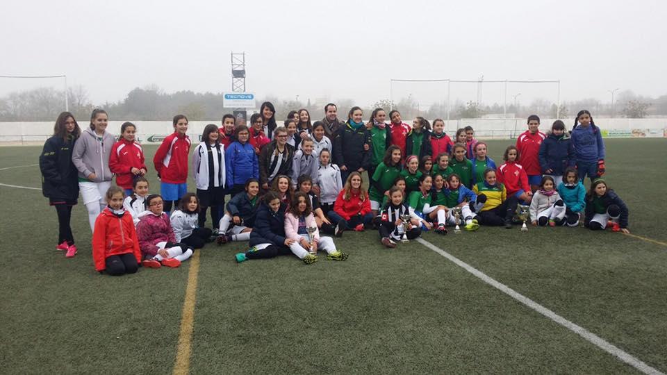 Fotografías del Torneo de Fútbol-8 Femenino 22