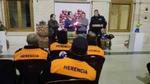 viveros ferca colabora con proteccion civil de herencia 11 300x168 - Protección Civil de Herencia: Balance del año 2017
