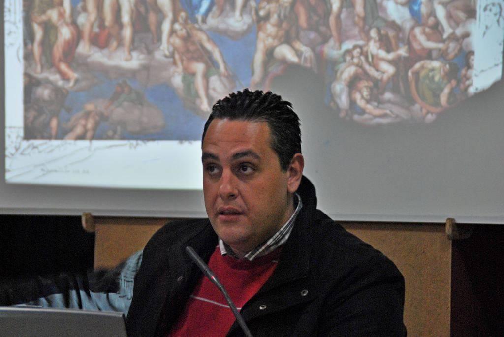 Alberto Monteagudo reivindica la recuperación de los signos religiosos perdidos del Carnaval de Herencia 3