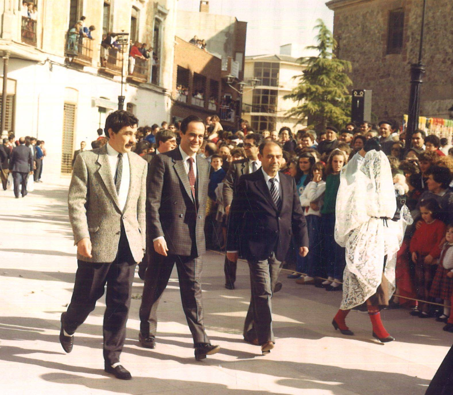Carnaval Herencia 1987 Jose Bono 1 - De nuevo carnavaleando por febrero