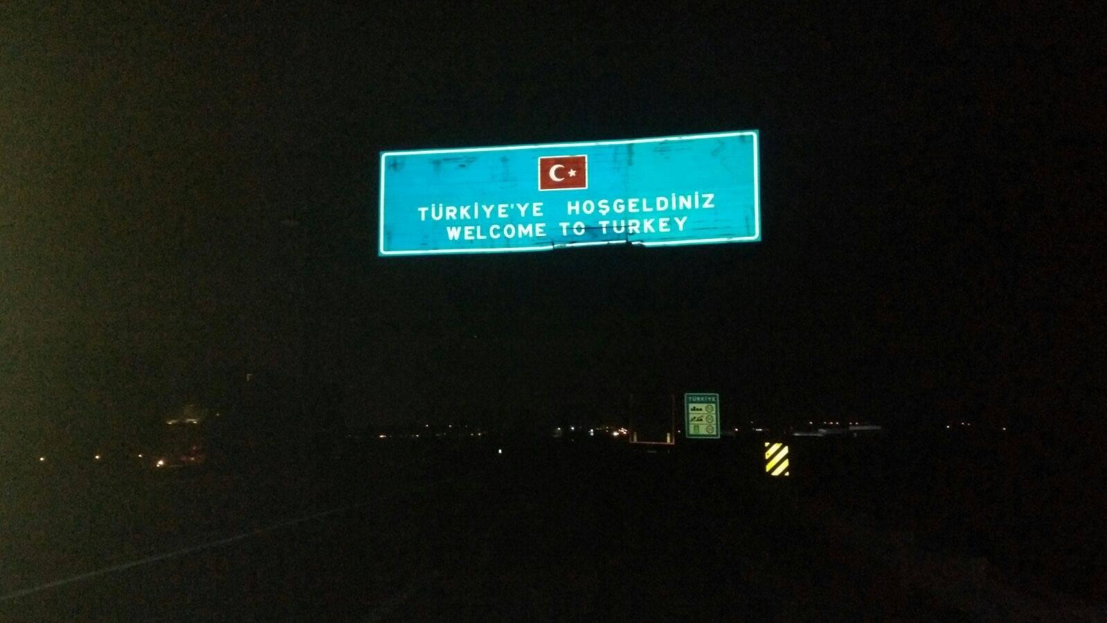 Perlé entrando en Turquía,el continente asiático se presenta ante nuestro caballero 3