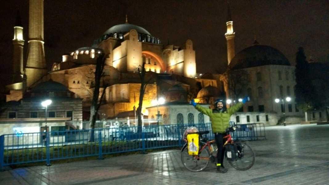Perlé entrando en Turquía,el continente asiático se presenta ante nuestro caballero 41