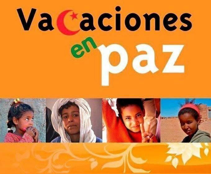 Vacaciones en paz - La asociación El Uali busca familias de acogida para Vacaciones en Paz
