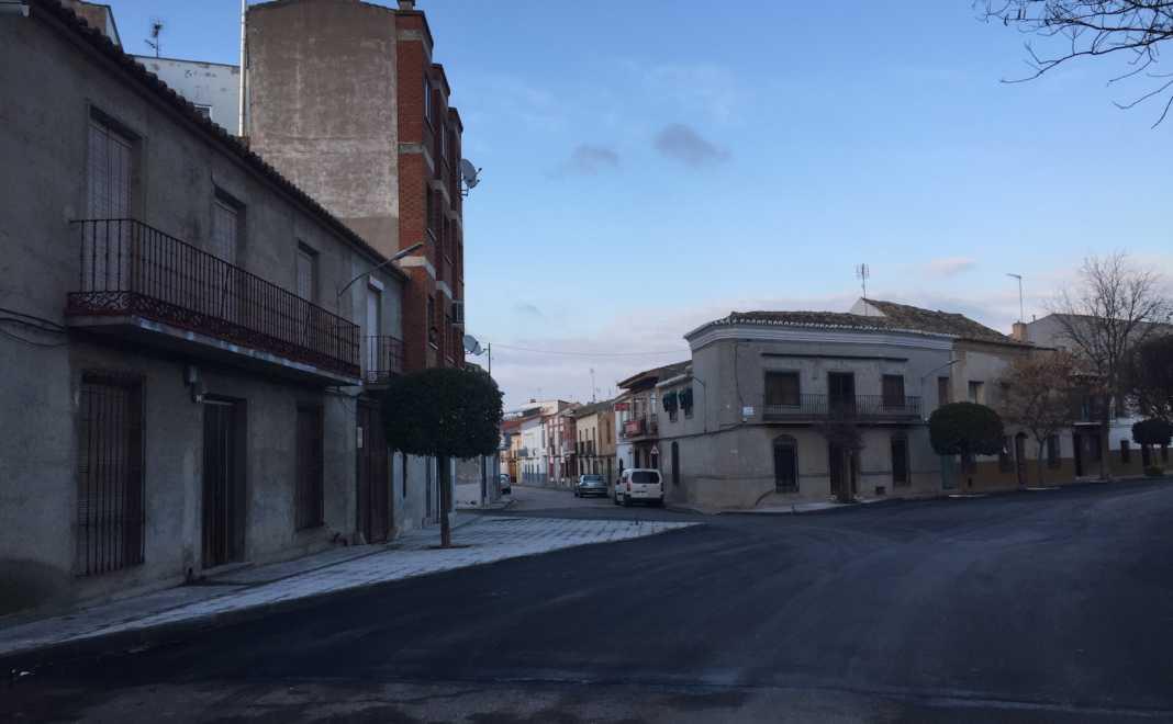 Finalizada la remodelación de la intersección de calle Cruces 16